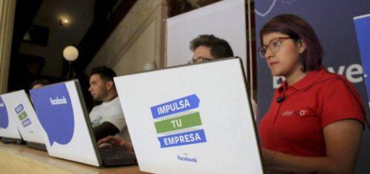 Masiva aceptación en la capacitación gratuita de Facebook que se realizó hoy en el Parque del Conocimiento