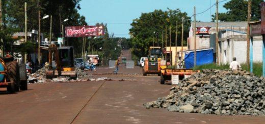 Vialidad provincial multiplica obras en Posadas