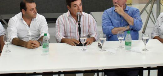 Confirmado como candidato a gobernador, Oscar Herrera Ahuad, dijo que además de salud y educación pondrá especial atención en la producción