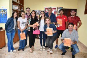 Wanda: Jeleñ distribuyó entradas al Mundial de Futsal para contribuir con organizaciones sociales y deportivas