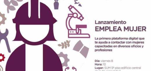 Losada presentará mañana en Posadas la plataforma Emplea Mujer
