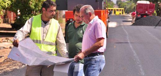 Plan Avenidas de Posadas: Vialidad dio a conocer sus obras terminadas y las que continúan en ejecución
