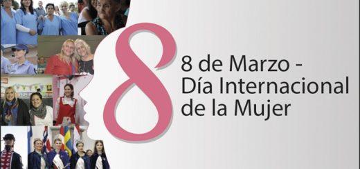 Día Internacional de la Mujer: Hugo Passalacqua y Oscar Herrera Ahuad saludan a todas las mujeres en su día