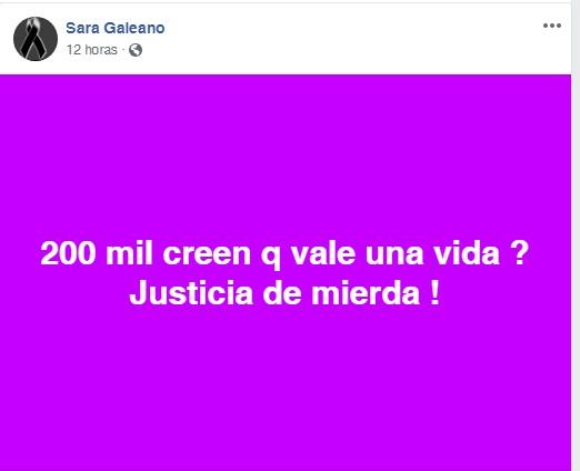 #AfterFatalEnPosadas: el dolor de la familia Galeano tras la liberación de Matías Zielinski