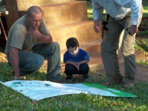 """El Soberbio: iniciará en abril el proyecto de educación ambiental """"El Guardaparque en tu escuela"""" en zonas rurales de la Reserva Yabotí"""
