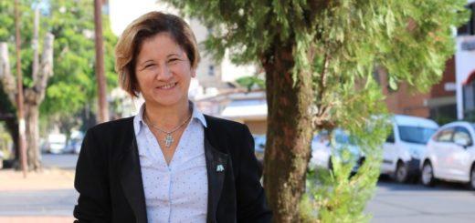 """""""Estoy disponible para lo que el proyecto considere"""", aseguró la ministra de Agricultura Familiar Marta Ferreira"""