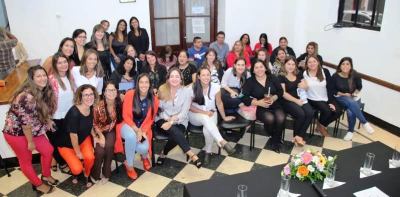 8M: hoy se lanzó la convocatoria al Parlamento de la Mujer edición 2019 en el Concejo Deliberante de Posadas