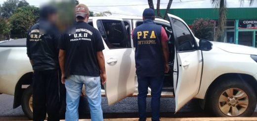 Policías detuvieron en Alba Posse a una mujer que estaría vinculada al narcotráfico