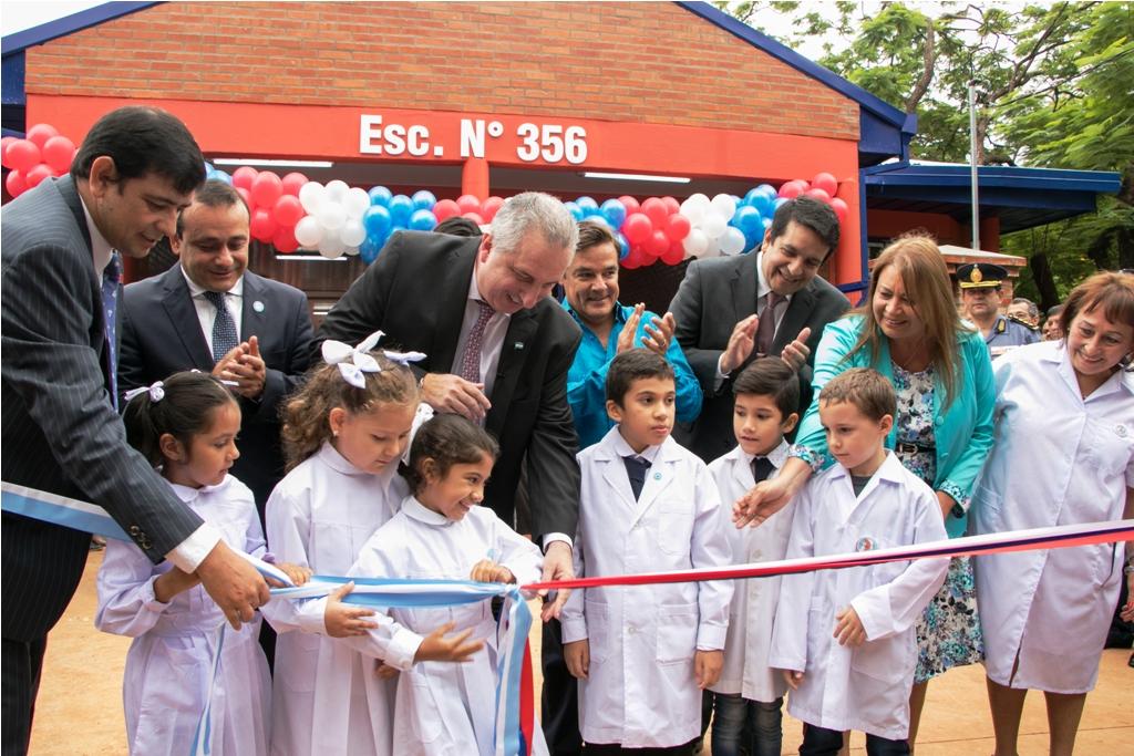 «La educación es la esperanza de los misioneros, sobre todo de los más humildes», reflexionó Passalacqua al inaugurar el Ciclo Lectivo 2019