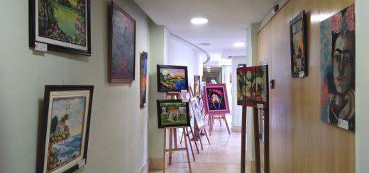 Una galería de cuadros visibiliza el arte realizado por mujeres artistas provenientes de los 76 municipios de Misiones