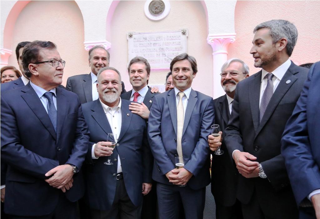 Inauguran un Centro Cultural de la República del Paraguay en Buenos Aires