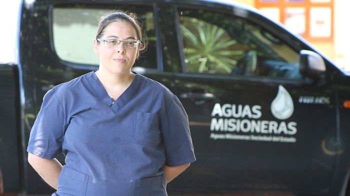 Mujeres de Aguas Misioneras S.E: una empresa que valora a sus colaboradoras