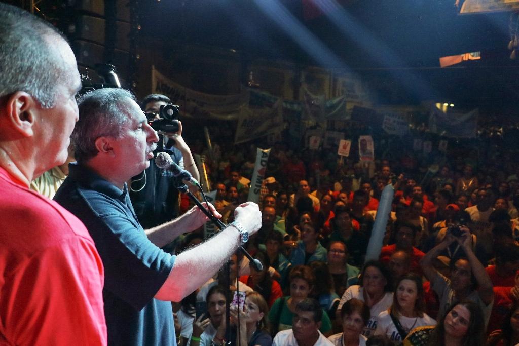 Passalacqua participó del acto lanzamiento de la candidatura a intendente de Eldorado de Norberto Aguirre