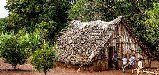 Protección Civil realiza actividades y talleres para la prevención de emergencias meteorológicas y accidentes domésticos en comunidades Mbyá