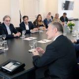 Nicolás Dujovne busca inversiones en Estados Unidos para energía