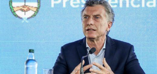 """Macri: """"Nos estamos dando la oportunidad única en décadas de construir el país que todos soñamos"""""""