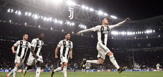 Con tres goles de Cristiano Ronaldo, la Juventus logró la épica y eliminó al Atlético Madrid de la Champions League