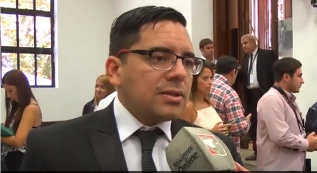En la línea de largada: el concejal radical Pablo Velázquez confirmó su candidatura a intendente de Posadas por el frente Cambiemos