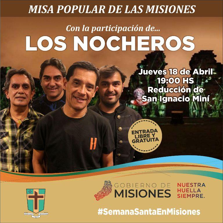 Semana Santa: Religiosidad, Música y Gastronomía, en Misiones