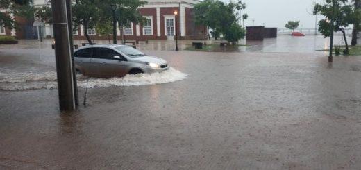 Anticipan que las lluvias y tormentas continuarán hasta este sábado en Misiones