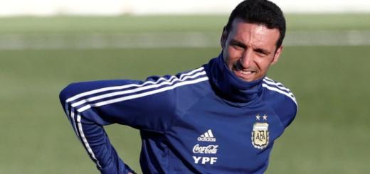 Selección Argentina: Scaloni definió a los once para enfrentar a Venezuela