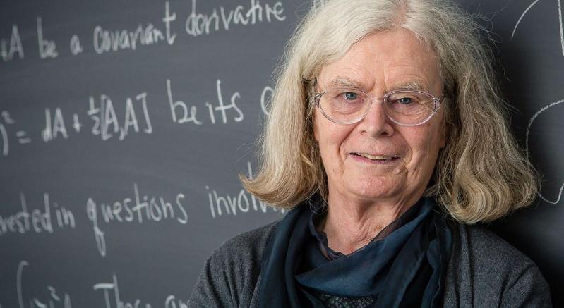 Una mujer ganó por primera vez el premio Abel, que distingue los avances en Matemática