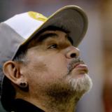 Diego Maradona le dejó un mensaje a su nieta Roma en las redes sociales