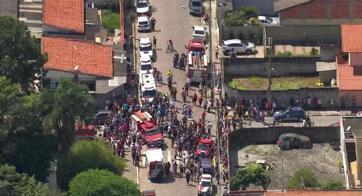 Masacre en una escuela de Brasil: dos jóvenes asesinaron a siete niños y un adulto y se suicidaron