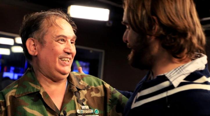 Un héroe argentino recuperó el casco que le salvó la vida en Malvinas: «Gracias a él estoy acá»