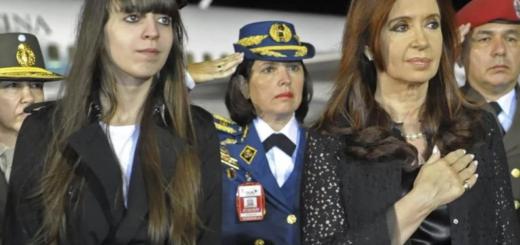 Cristina Kirchner volvió a la Argentina, tras visitar a su hija en Cuba