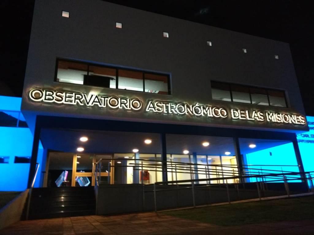 Ultiman detalles para poner en funcionamiento el observatorio astronómico del Parque del Conocimiento