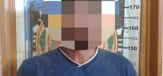 Posadas: lo sorprendieron intentando robar en una casa y fue detenido