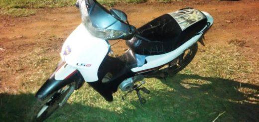 Motociclista manejaba en Posadas con más de 2 gramos de alcohol en sangre, terminó detenido