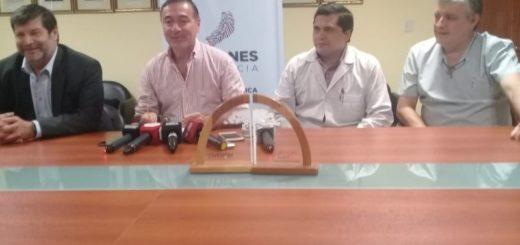 Profesionales anestesiólogos se concentran en Posadas, Oberá y Eldorado