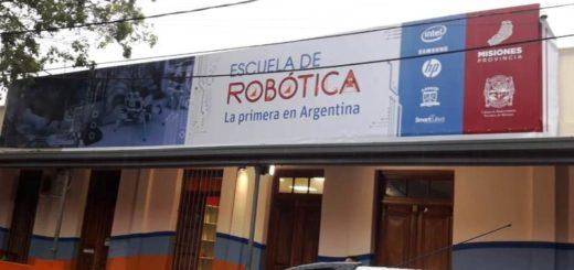 El 16 de marzo comienzan las clases en la escuela de Robótica
