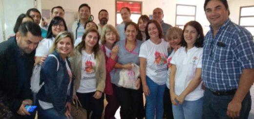 """""""Los misioneros tenemos la mejor salud pública"""", destacaron diputadas al visitar el Hospital Materno Neonatal"""