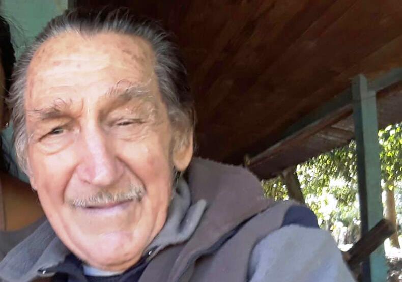 Gobernador Roca: buscan a Rodolfo Zembruski de 82 años