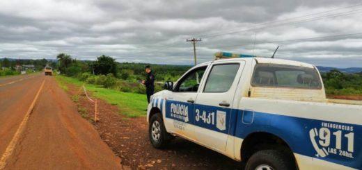 San Javier: dos hombres se enfrentaron a machetazos y terminaron seriamente lesionados