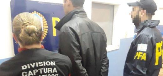 Buenos Aires: la Policía de Misiones logró dar con un prófugo de la justicia por un caso de abuso sexual
