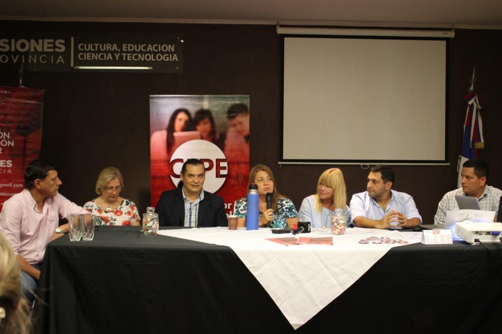 Educación: presentaron un novedoso sistema de gestión educativa de Nivel Superior