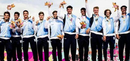 Orgullo misionero: Martín Bogado y Paula Pedrozo ganaron la medalla dorada en los Juegos Suramericanos de playa