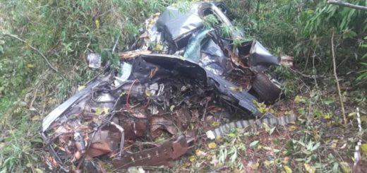 Un joven murió al despistar con un auto sobre Ruta 12