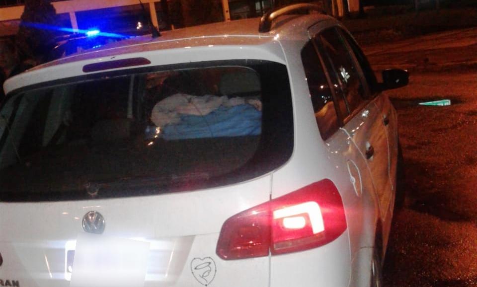 La policía recuperó un automóvil que había sido sustraído en Posadas