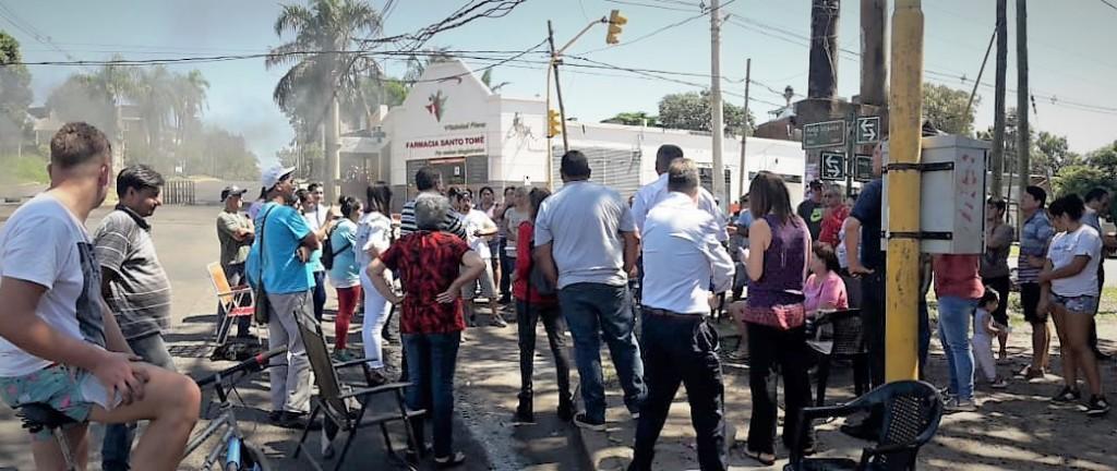 Se suspendió el desalojo de la familia Franco de la chacra 43 de Posadas por falta de garantías
