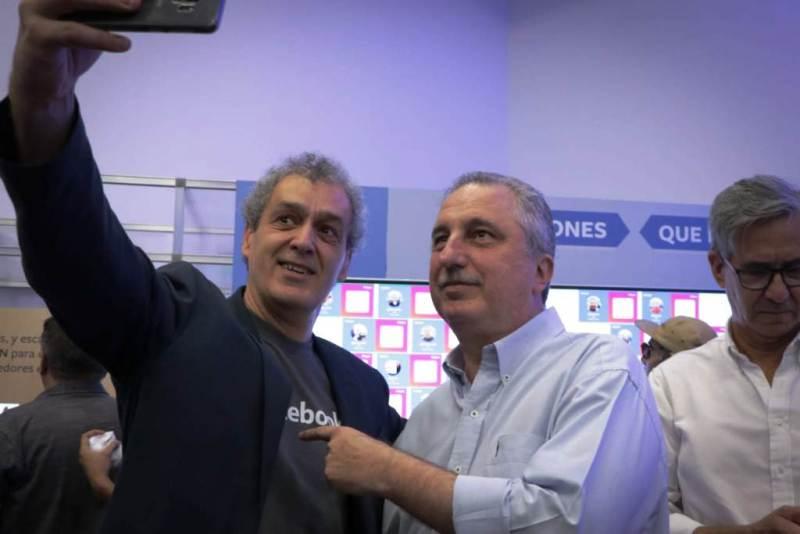Passalacqua abrió la jornada de capacitación a emprendedores de Facebook Argentina