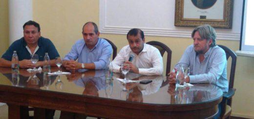 El vicegobernador Oscar Herrera Ahuad presentó una agenda de trabajo con medidas para potenciar la producción ganadera en Misiones
