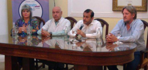 El vicegobernador Oscar Herrera Ahuad presentó el programa Yogurito Misionero 2019