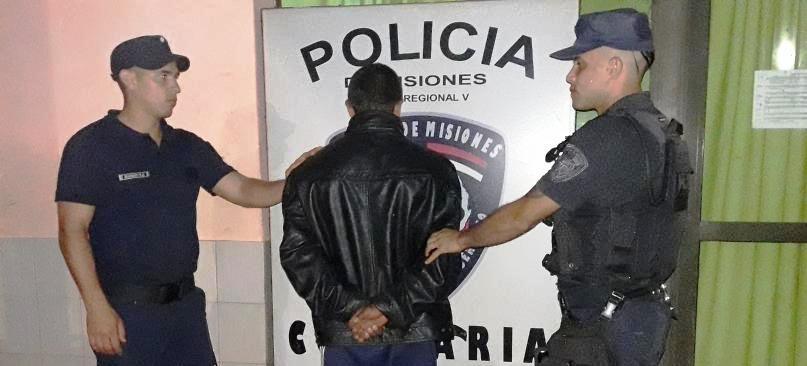 Detuvieron en Puerto Esperanza a un hombre con pedido de captura por un abuso sexual cometido en Entre Ríos