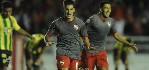 Superliga: frente a Aldosivi, Independiente volvió a sumar de a tres