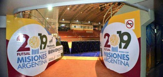 #MundialDeFutsal: quedan pocas entradas para el debut de Argentina en Montecarlo y la televisación comienza a las 19:30